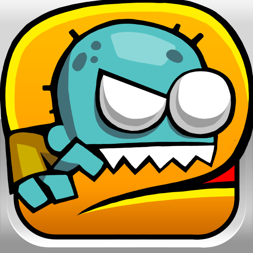 Infect Them All 2 : Zombies by Magic Cube icon