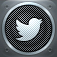 Twitter #music logo